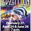 "New Show ""Led Zeppelin"" At Windward Community College's Imaginarium Opening February 27, 2013"