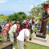 Chinese Government Officials In Maui For Unveiling Of Sun Mei Statue
