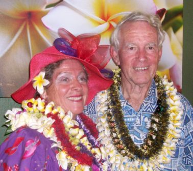 Adele Rugg and Jim Crowe were selected as the 2011 Outstanding Older Americans of Maui County.