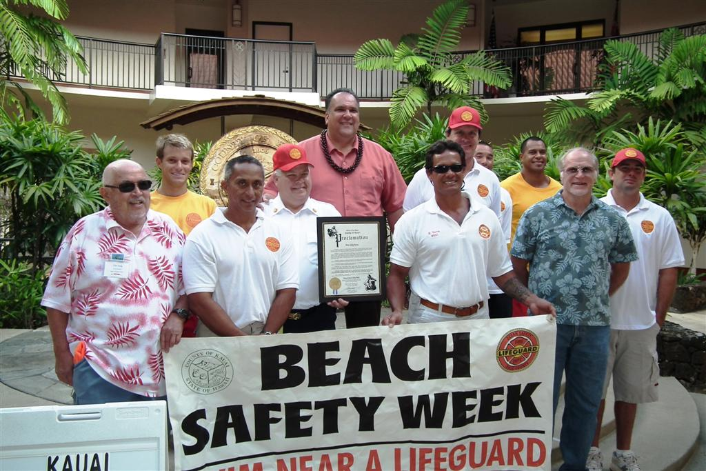 Beach Safety Week