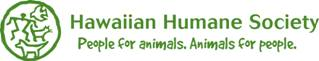 Hawaii Humane logo