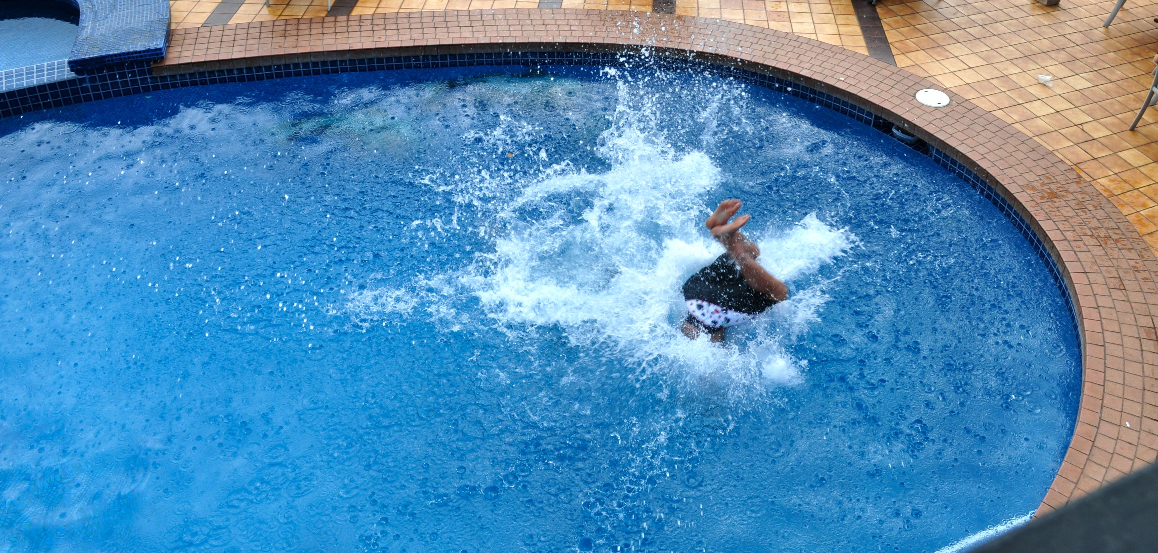 Make pool safety a priority and learn how to swim this summer.