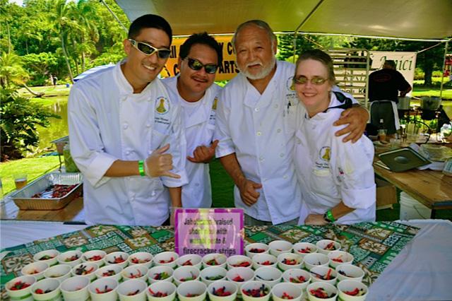 Danny Hashimoto Courtesy of Taste of Hawaii website