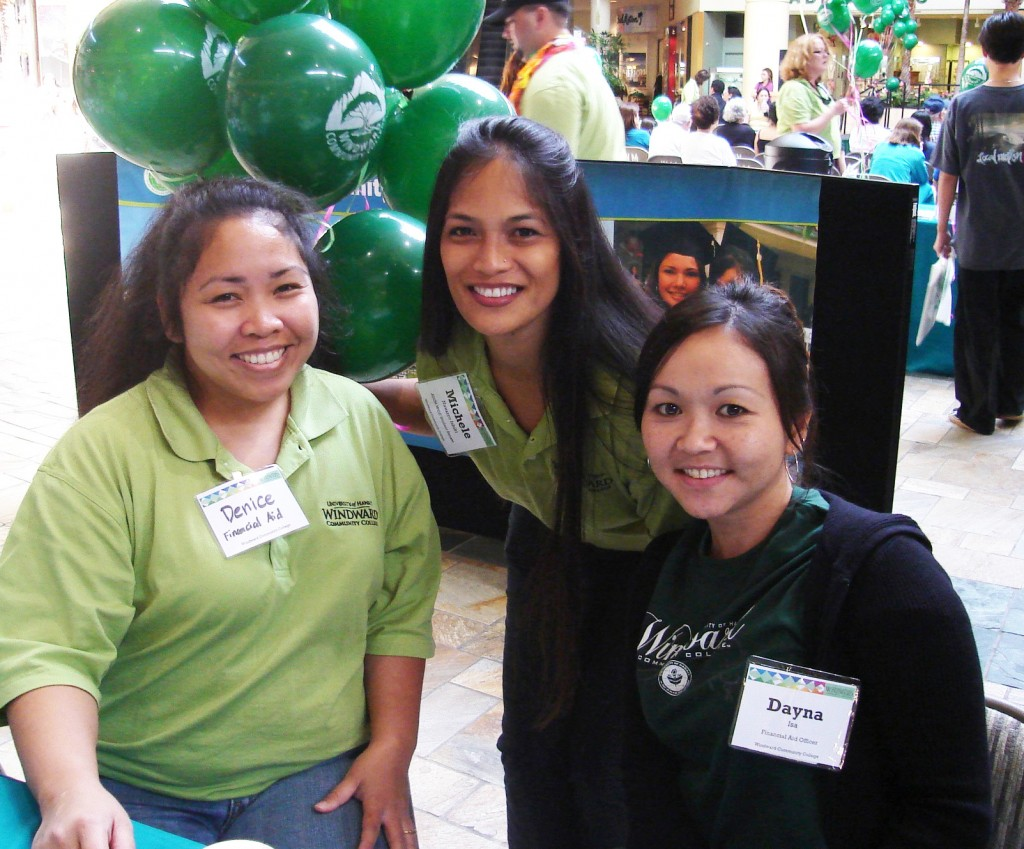 Friendly counselors will be at the WCC College & Career Fair on April 8 to offer assistance. Photo courtesy of WCC.