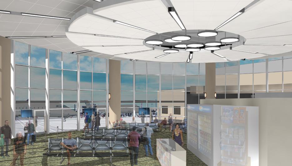 HNL Diamond Head Commuter Terminal 2