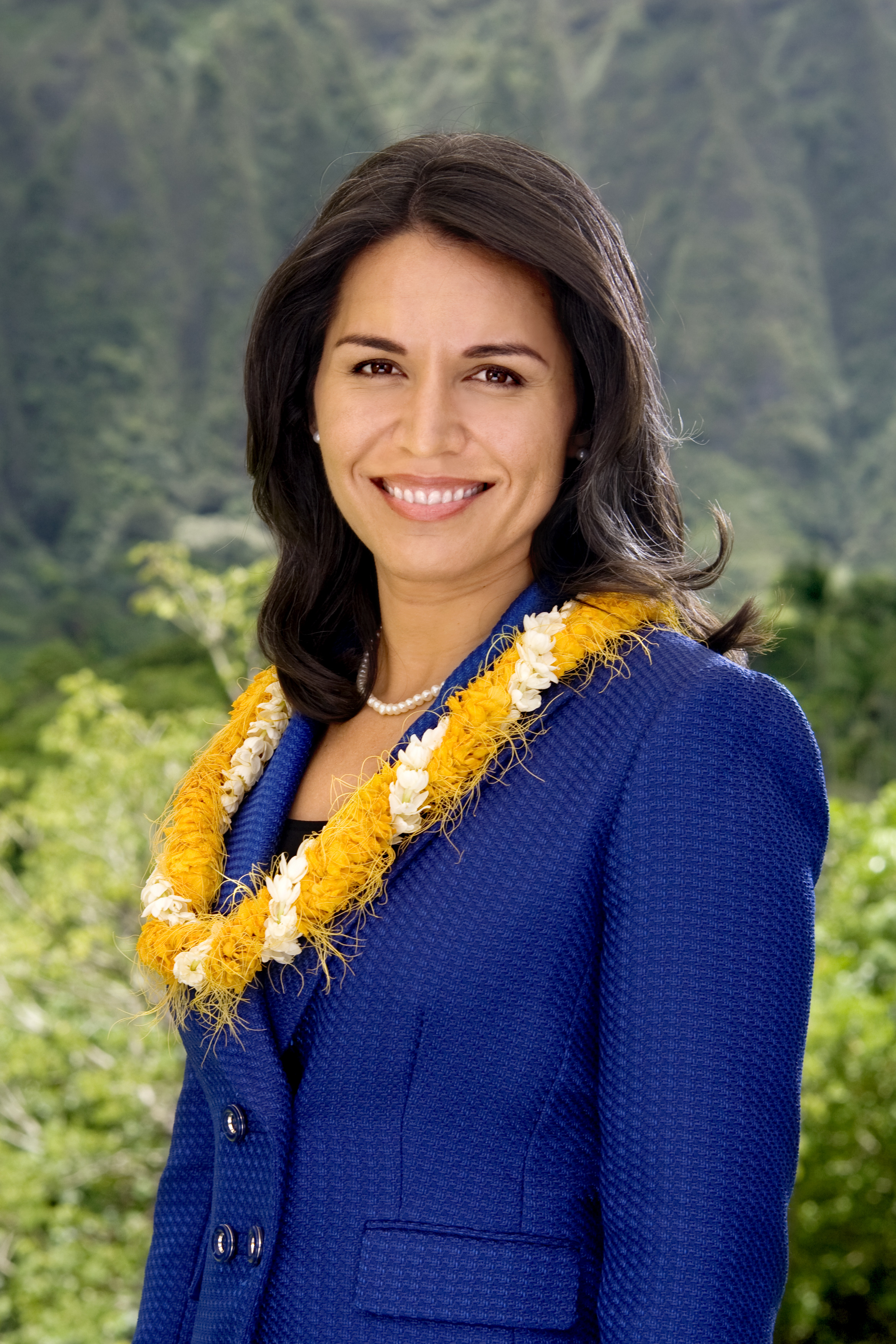 Tulsi Gabbard Official Photo