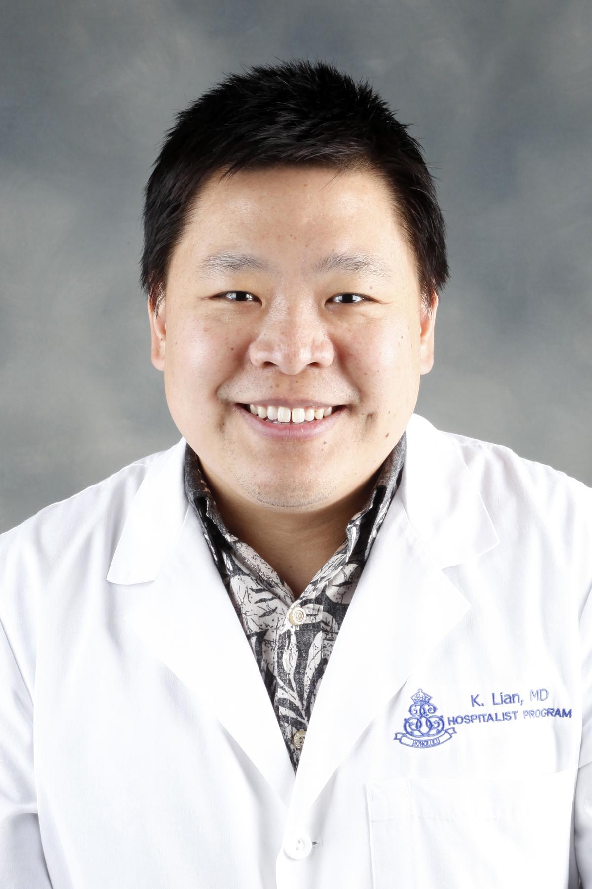 Kuo-Chiang Lian, M.D.