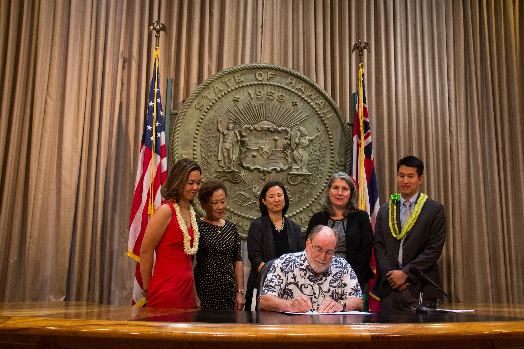 SB2768 Signing Ceremony