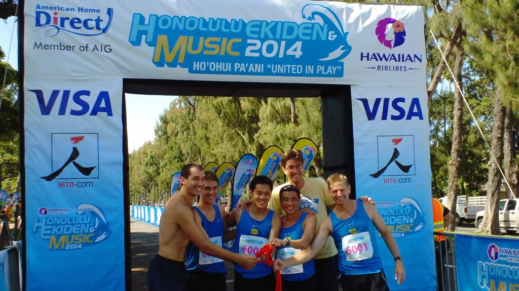 All photos by Ross Hamamura/Ekiden.
