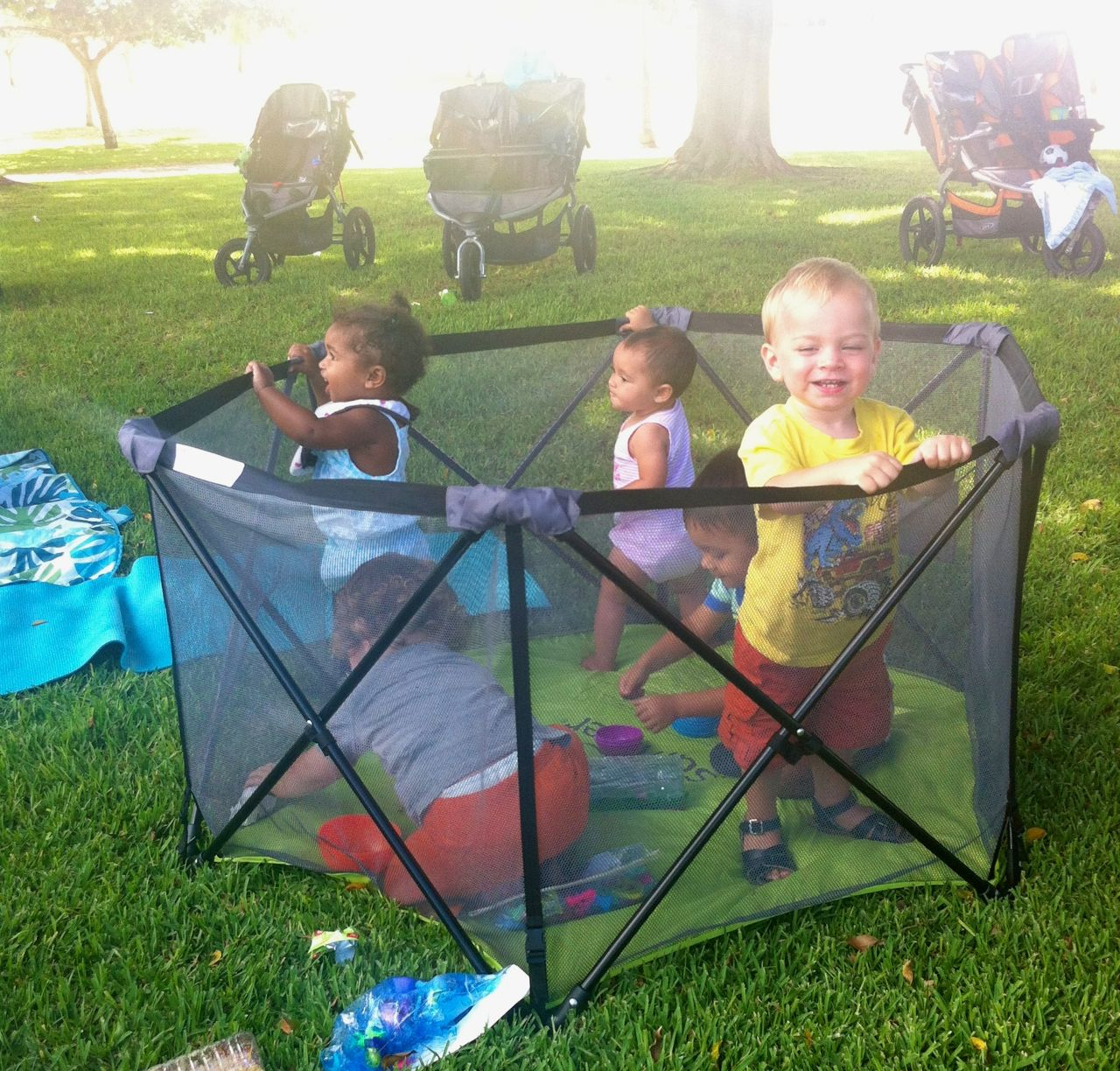 summer infant pop and play yard