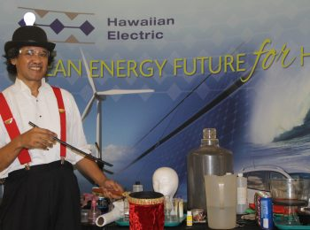 Family Fun and Interactive Energy Exhibits at Hawaiian Electric's Clean Energy Fair