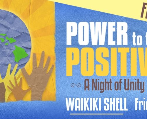 Web Image - Power To The Positive 2017