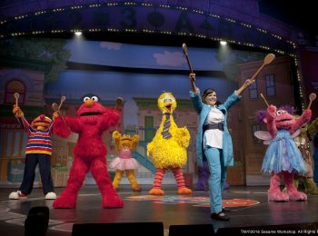 "Sesame Street Live ""Elmo Makes Music"" Takes the Stage in Honolulu"