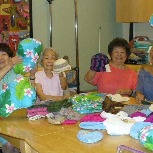 15 Craigside craft group