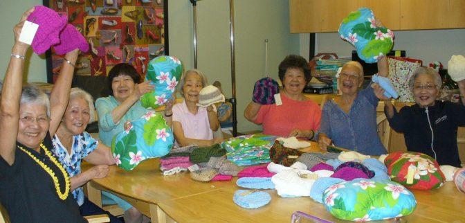 15 Craigside craft group
