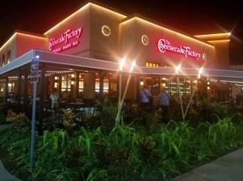 Cheesecake Factory Kapolei Readies for Grand Opening on Tuesday with Delicious Practice Session
