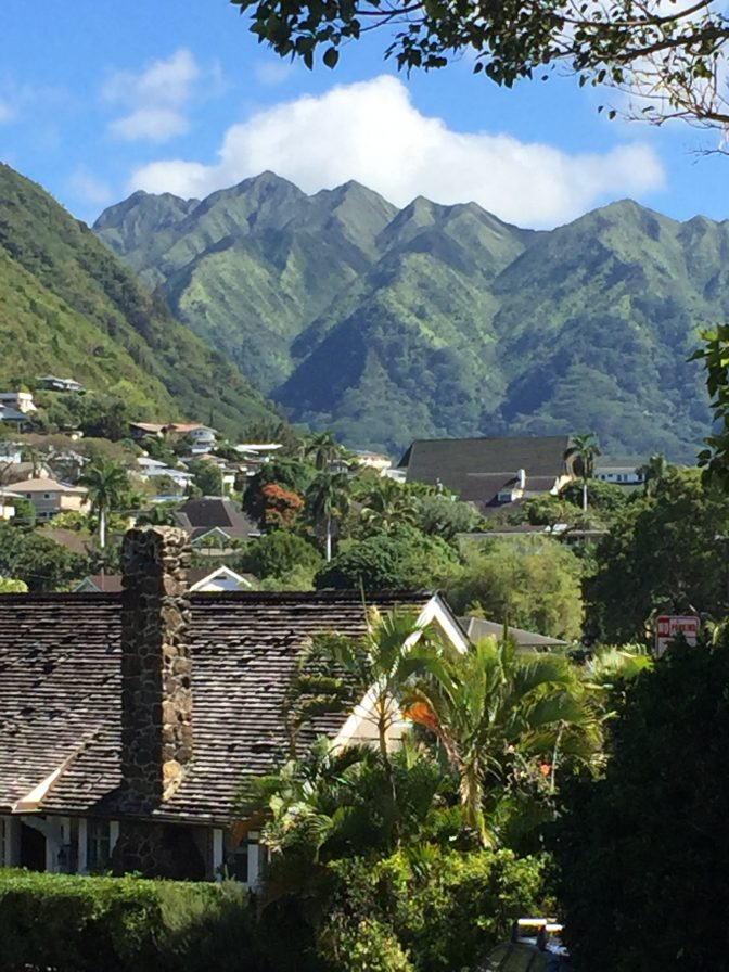 Manoa Valley photo contest