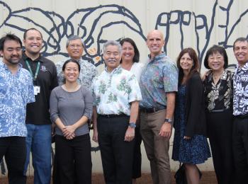 Governor Ige Marks Family Assessment Center's First Anniversary, Outlines Progress on Homelessness