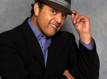 PASADENA, CA - APRIL 20:  Comedian Paul Rodriguez poses at The Ice House Comedy Club on April 20, 2010 in Pasadena, California.  (Photo by Michael Schwartz/WireImage)