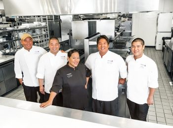 Featured Chefs Group Shot