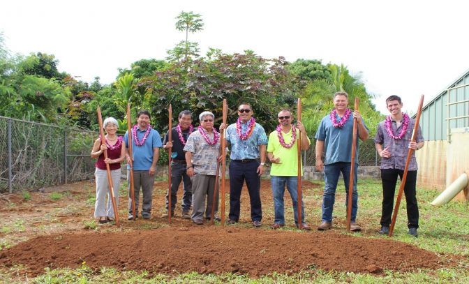 DOW Photo 2_Kapaa Homesteads Well No.4 Blessing (group photo)