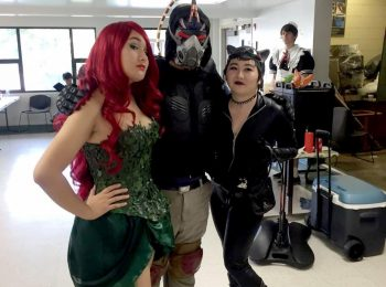 Comic Con at UH Maui College Includes Free Workshops for High Schoolers