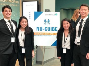 Shidler College of Business Team Places Second in International Competition