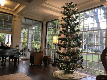 Washington Place to Open its Doors for Christmas
