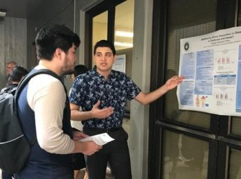 Public Health Students Present Research on Indigenous Peoples, Disease Prevention