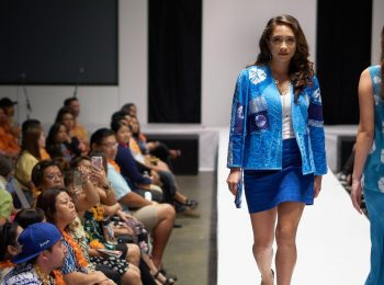 Honolulu CC Fashion Technology Student Designs Ready for the Runway