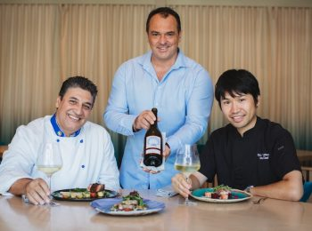 Capri Meets Oahu: Four Seasons Resort Oahu at Ko Olina Presents Chefs Ryo Takatsuka and Chef Donato Loperfido