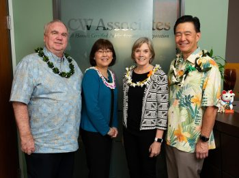 CW Associates, CPAs Establishes $50,000 Scholarship Endowment at the Shidler College