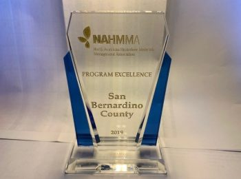 "SBCoFD OFM's Household Hazardous Waste Program Brings Home the ""Program Excellence"" Award"