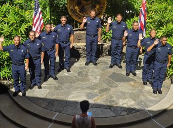 Kaua'i Fire Department Holds Graduation Ceremony for 29th Recruit Class