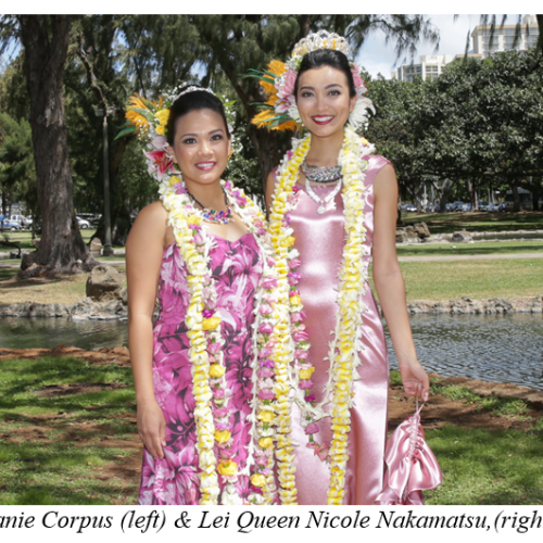 2019_Lei_Court_at_Lei_Day_Celebration