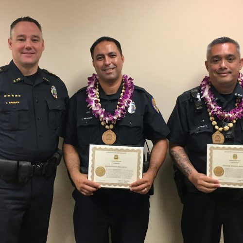 KPD Officers of the Month(1)