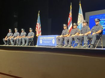 KPD Honors 91st Police Recruit Class Graduates