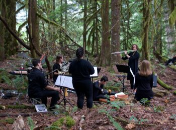 Music in the American Wild at Lyon Arboretum