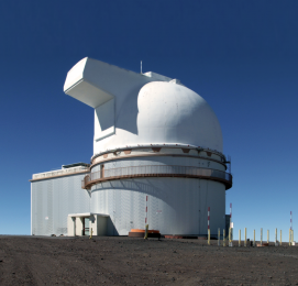 Maunakea's first large telescope celebrates 50 years of science