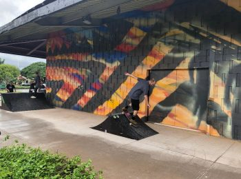 County opens new skatepark in Līhu'e