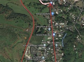 Reminder: Portion of Kōloa Road to close on weekdays from Oct. 20 to Oct. 30