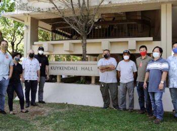 Improvement, repairs spruce up Kuykendall Hall